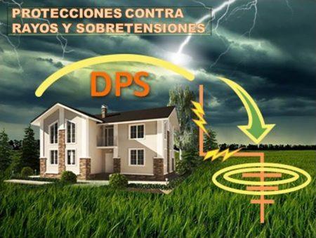 DPS Protecciones eléctricas